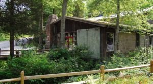 Peter Pots Pottery Sits In An Old Rhode Island Grist Mill (And You'll Love It)