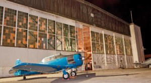 The Flight Simulator At The Pearl Harbor Aviation Museum In Hawaii Will Take You On A Thrilling Adventure