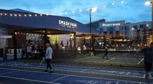 You'll Have The Time Of Your Life at Smash Park, Iowa's All-In-One Pickleball Court, Bar, And Restaurant