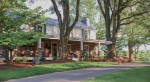 The Inn At WestShire Farms Is A Delightful English-Style Bed & Breakfast Located Right Here In Virginia