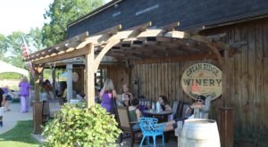Indulge In Unique Wines At Cream Ridge Winery In New Jersey