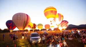 The Sky Will Be Filled With Colorful And Creative Hot Air Balloons At Great Smoky Mountains Hot Air Balloon Festival In Tennessee