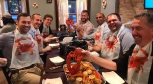 Feast On Authentic Seafood Broil Dishes At The Crabman In Buffalo