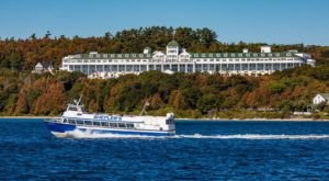 The Grand Hotel In Michigan Is An Unforgettable Midwestern Travel Destination