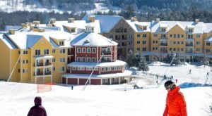 For A Great Winter Getaway, Head To Okemo Mountain Resort In Vermont For Amazing Skiing And Mountain Activities