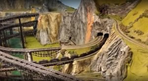 The World's Largest Indoor Model Train Museum Is Right Here In New Jersey At Northlandz