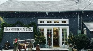 Shop For One-Of-A-Kind Antique Furnishings At The Hidden Acorn, A Whimsical Store In Connecticut