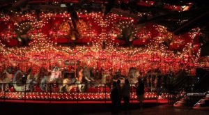 The World's Largest Indoor Carousel Is Right Here In Wisconsin At House On The Rock