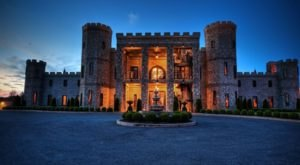 Eat A Southern Buffet Meal While Solving A Murder At The Kentucky Castle, A Hotel In Kentucky