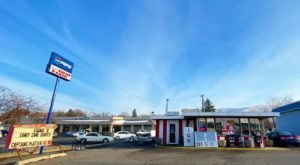 Davy's Burger Ranch Is A Beloved Burger Stand In The Heart Of Washington Wine Country