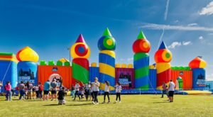 The World's Largest Bounce House Is Heading To Colorado This Spring