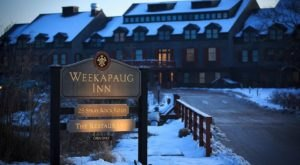 Weekapaug Inn In Rhode Island Is The Perfect Late Winter Getaway Destination