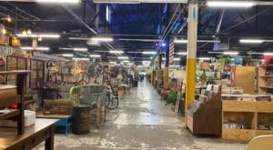 The Coolest Flea Market In Kentucky Now Has A Permanent Location For All Your Treasure Hunting Needs