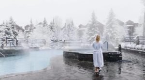 Two New York Destinations Were Just Named One Of The Most Dreamy Winter Spa Resorts In America