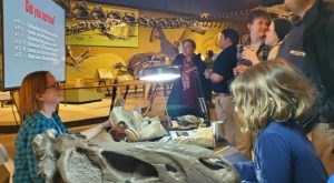Rub Elbows With Dinosaurs At The Cleveland Museum Of History's Think And Drink With The Extinct Event