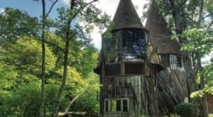 The Fairy Tale-Themed Airbnb In Massachusetts Is Perfect For The Princess In Your Life