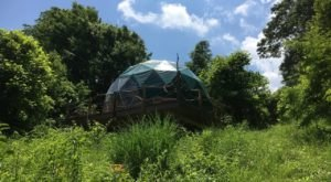 The Hippie-Themed Airbnb In North Carolina Is Perfect For The Nature Lover In Your Life