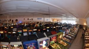 Everyone Will Have A Blast At Pinball PA, A Massive Arcade Near Pittsburgh