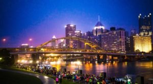 Lace Up Your Tennis Shoes For Night Nation Run, The World's First Running Music Festival In Pittsburgh