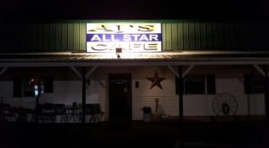 You Can't Beat A Classic Diner Breakfast At AJ's All Star Cafe, A Small Town Diner In Tennessee
