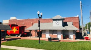Visit Burlington Kansas, A Town With Rich History, Thrifting, Food, And The Flint Hills