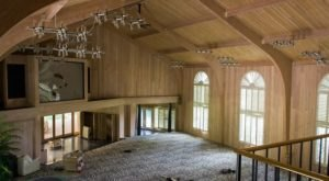 Mike Tyson's Mansion Near Cleveland Sat Abandoned Since 1999 Before It Became A Church