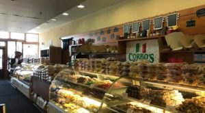 Sink Your Teeth Into Authentic Italian Pastries At Corbo's Bakery In Cleveland