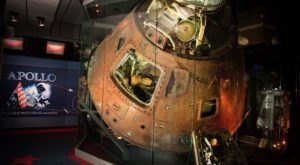 Visit The Module And Celebrate The 50th Anniversary Of Apollo 13 At Kansas' Cosmosphere Gallery
