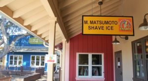The Ultra-Indulgent Dessert Creation At Masumoto's Shave Ice Will Drive Your Sweet Tooth Wild