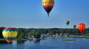 The Sky Will Be Filled With Colorful And Creative Hot Air Balloons At Angola Balloons Aloft In Indiana