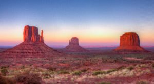 One Of Utah's Most Iconic Vistas Is Actually Across The Border In Arizona