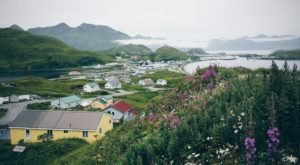 Named The Most Beautiful Small Town In Alaska, Take A Closer Look At Unalaska
