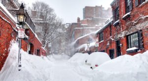 42 Years Ago, Massachusetts Was Hit With The Worst Blizzard In History