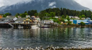 Sitka, Alaska Was Named A Charming America Town You Haven't Heard Of But Should Visit ASAP