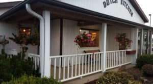 Dutch Kitchen Bake Shop & Deli In Indiana Will Transport You To Another Era
