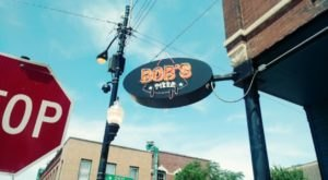 Attend A Delicious BOGO Pizza Happy Hour At Bob's Pizza In Illinois