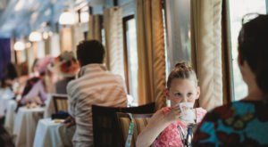 Everyone In Your Family Will Love Essex Steam Train's Delightful Tea Party Excursions