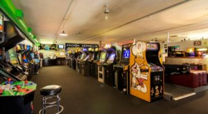 Everyone Will Have A Blast At Arkadia Retrocade, A Massive Arcade In Arkansas