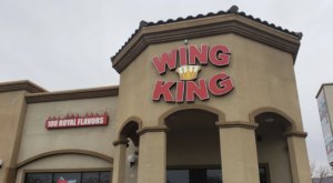 Try More Than 100 Tasty Sauce Flavors At Wing King, A Chicken Wing Restaurant In Nevada