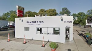 Carter's Hamburgers Near Detroit Is Overflowing With Deliciousness And Old-School Charm