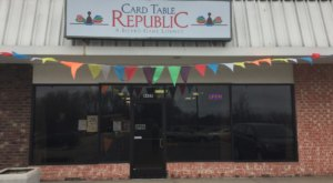 You'll Feel Like A Kid Again At Card Table Republic, A Board Game Lounge In Michigan