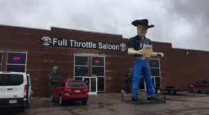 Have A Blast At An Adult Playground With A Unique Ambiance And Yummy Drinks At The Full Throttle Saloon In South Dakota