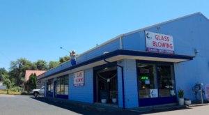 Enjoy A Unique Glassblowing Experience At Oregon Coast Glassworks