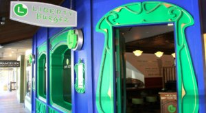 Boozy Milkshakes Are All The Rage At Wyoming's Liberty Burger Restaurant