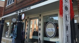 Cozy Up At Cocoa Mia, A Specialty Chocolate Store With Some Of The Best Hot Cocoa In Virginia