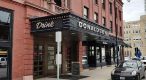 North Dakota's Legendary Hotel Donaldson Is Fantastic For A Romantic Dinner And Stay