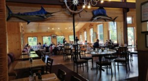 A Renovated Historic Power Plant In Kodiak Serves The Tastiest Fish In Alaska