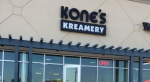 Treat Yourself To An Animal-Shaped Ice Cream Cone At The Kones Kreamery In North Dakota