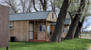 You'll Have A Front Row View Of Idaho's Snake River At These Cozy Cabins