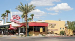 Southwest Diner In Nevada Is Overflowing With Deliciousness And Old-School Charm